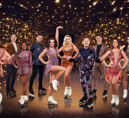 Dancing on Ice 2021 starts this weekend