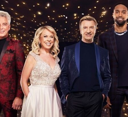 Dancing on Ice: Week 1