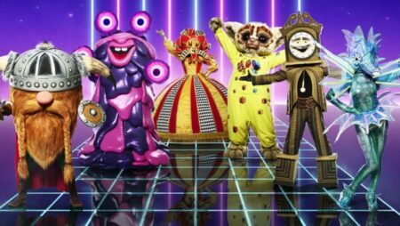The Masked Singer – 30th January
